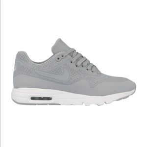 """NIKE AIR MAX 1 ULTRA MOIRE """"WOLF GREY"""""""